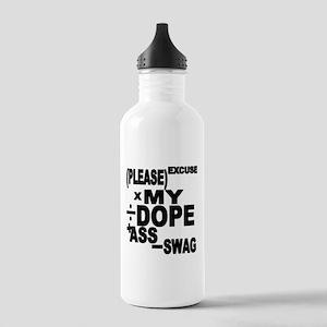 PEMDAS Stainless Water Bottle 1.0L