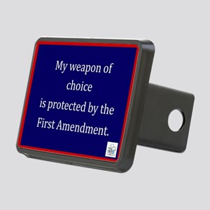 Ist Amendment Protection Hitch Cover