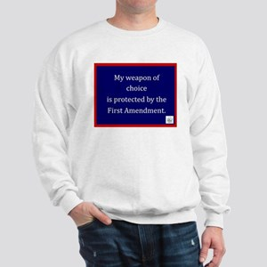 Ist Amendment Protection Sweatshirt