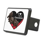 Box of Chocolates Hitch Cover