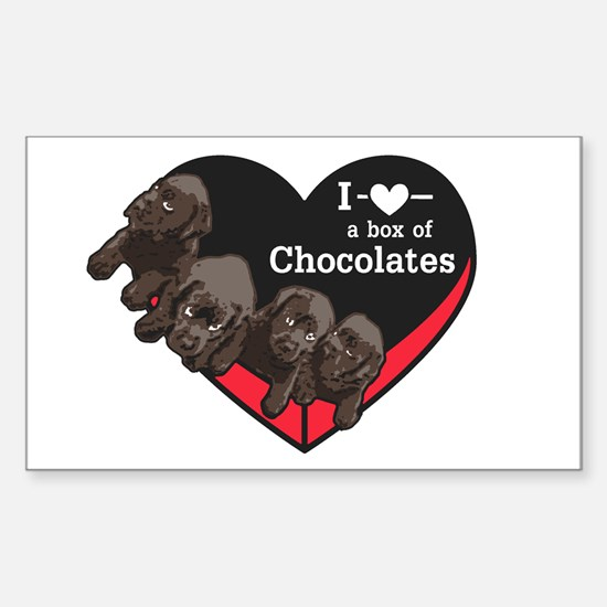 Box of Chocolates Decal