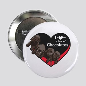 "Box of Chocolates 2.25"" Button"