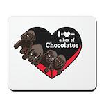 Box of Chocolates Mousepad