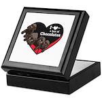 Box of Chocolates Keepsake Box