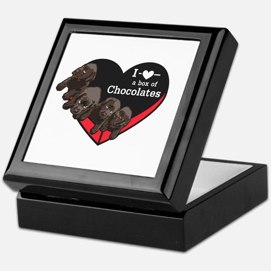 Box of Chocolates Keepsake Box