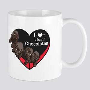 Box of Chocolates Mug