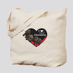 Box of Chocolates Tote Bag