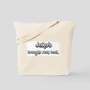Sexy: Jakob Tote Bag