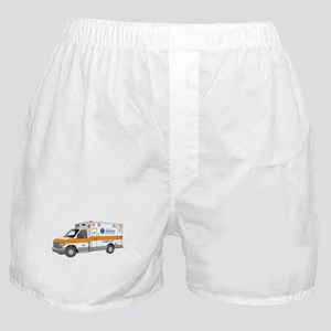 Ambulance Boxer Shorts