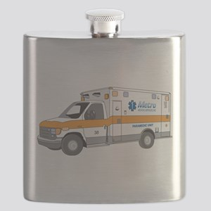 Ambulance Flask