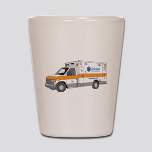 Ambulance Shot Glass