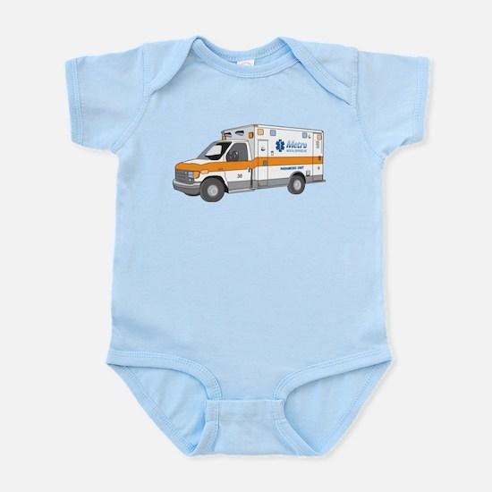 Ambulance Body Suit