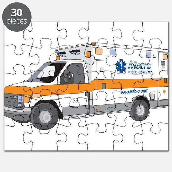 Ambulance Puzzle