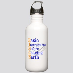 BIBLE Stainless Water Bottle 1.0L