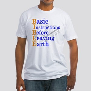 BIBLE Fitted T-Shirt