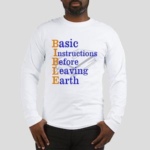 BIBLE Long Sleeve T-Shirt