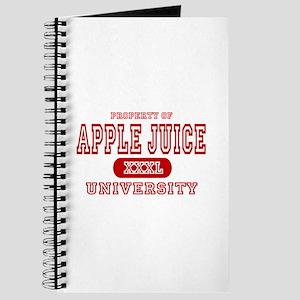 Apple Juice University Journal