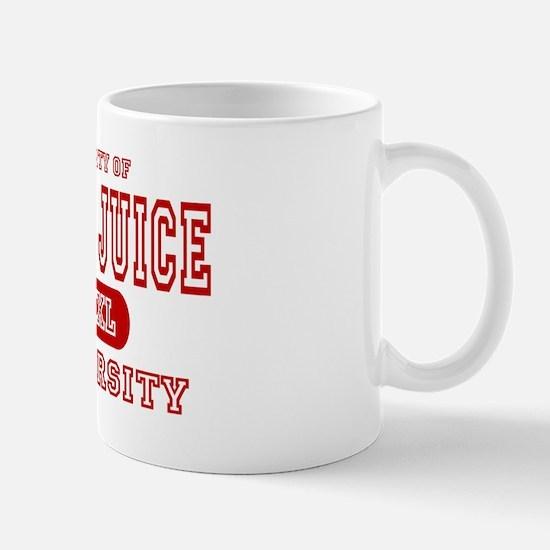 Apple Juice University Mug