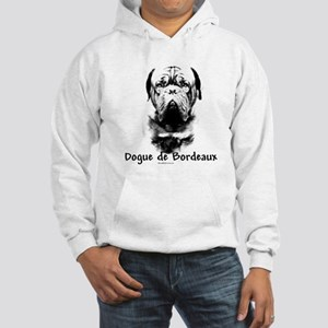 Dogue Charcoal Hooded Sweatshirt
