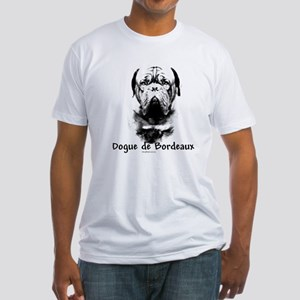 Dogue Charcoal Fitted T-Shirt