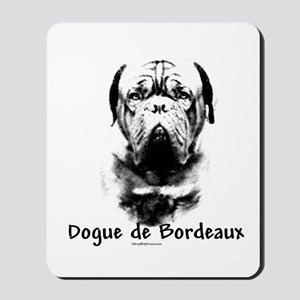 Dogue Charcoal Mousepad