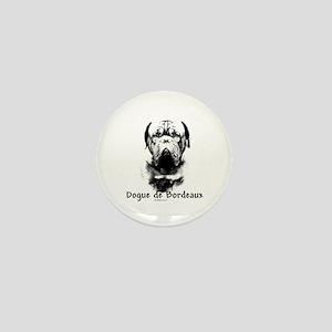 Dogue Charcoal Mini Button