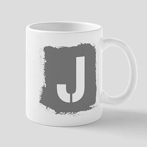 Initial Letter J. Mug