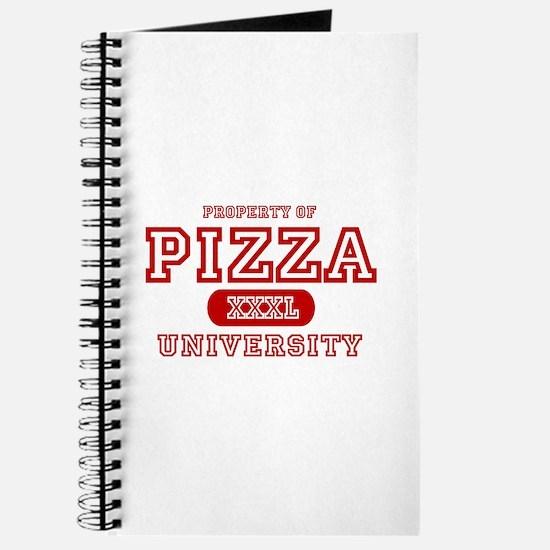 Pizza University Journal