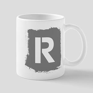 Initial Letter R. Mug
