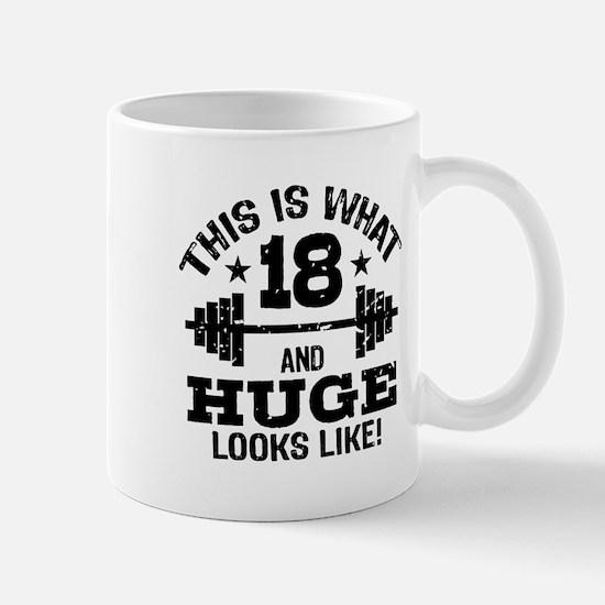 Funny 18 Year Old Mug