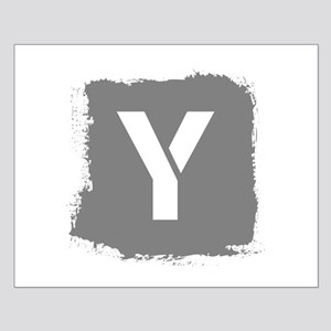 Initial Letter Y. Posters
