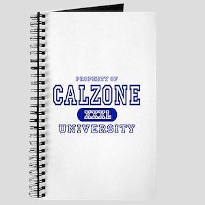 Calzone University Journal