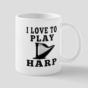 I Love Harp Mug