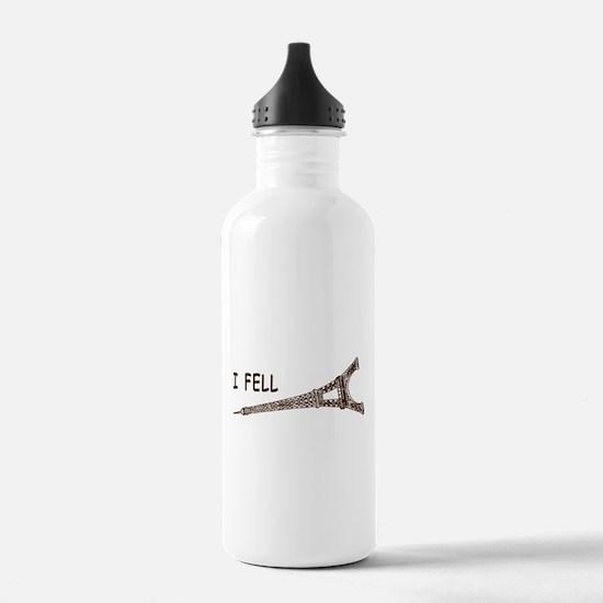 I fell Water Bottle