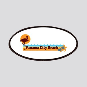 Panama City - Beach Designs. Patches