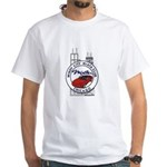 WCMC Men's White T-Shirt
