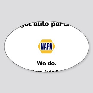 got auto parts? Sticker