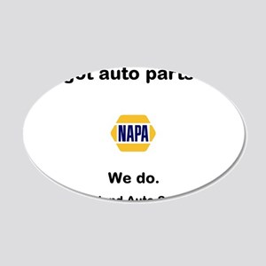 got auto parts? Wall Decal