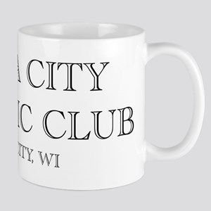 Genoa City Athletic Club 01 Mug