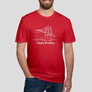 SimplyBrooklynonBlack T-Shirt