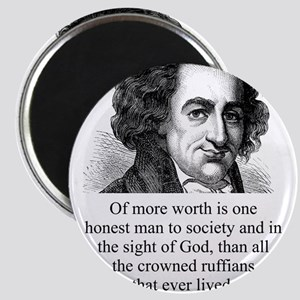 Of More Worth Is One Honest Man - Thomas Paine Mag