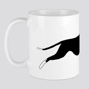 Leaping Mantle Great Dane Mug