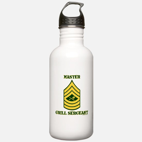 GRILL SERGEANT-MASTER Water Bottle