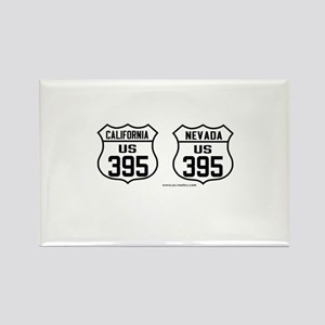 US Route 395 - Cal Nev Cities Magnet