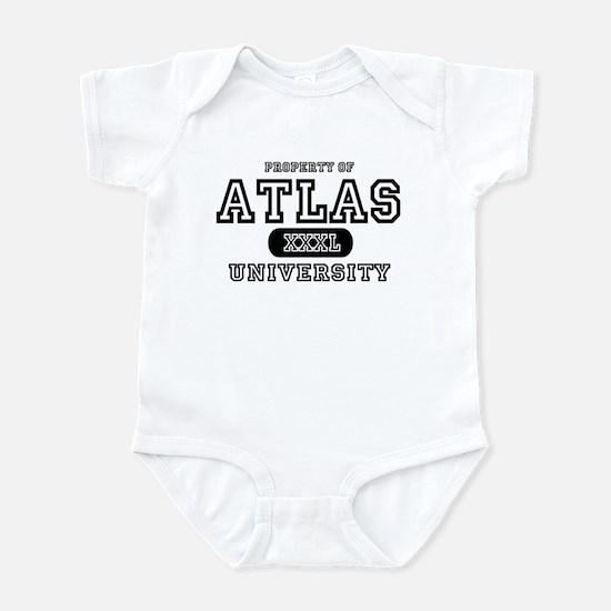 Atlas University Infant Bodysuit