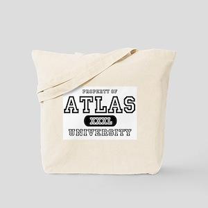 Atlas University Tote Bag