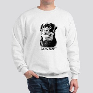 Rottweiler Charcoal Sweatshirt