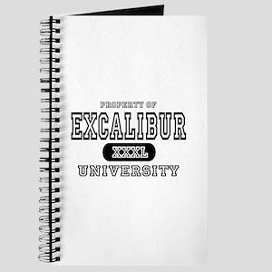 Excalibur University Journal