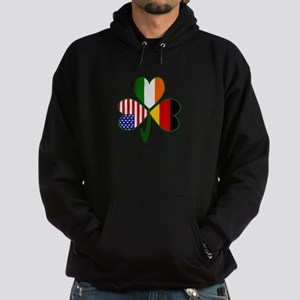 Shamrock of Germany Hoodie (dark)