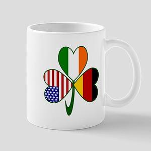 Shamrock of Germany Right Mug